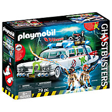 Buy Playmobil Ghostbusters Ecto 1 Online at johnlewis.com