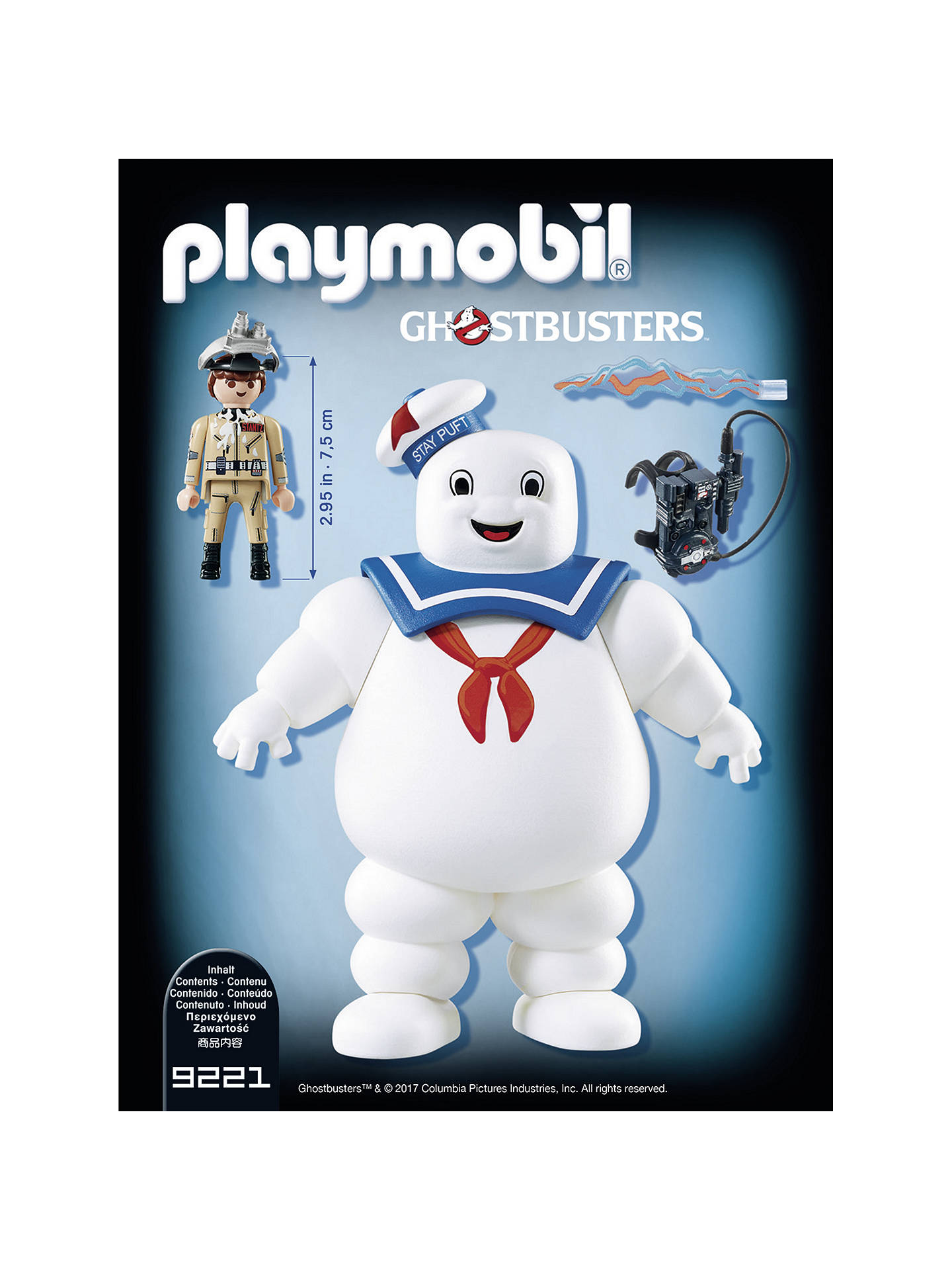 Buy Playmobil Ghostbusters Stay Puft Marshmallow Man Online at johnlewis.com