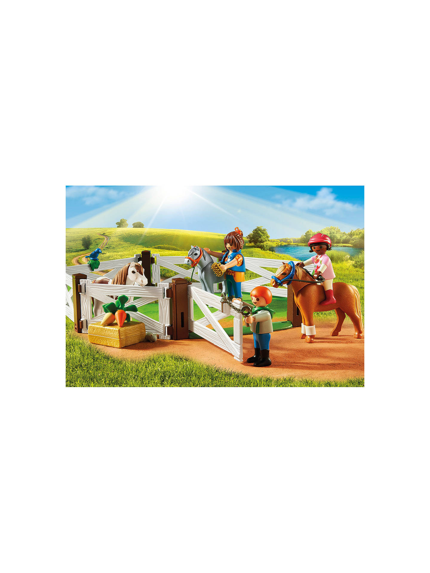 BuyPlaymobil Country Pony Farm Online at johnlewis.com