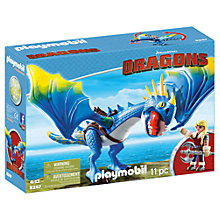 Buy Playmobil Dragons Astrid And Stormfly Online at johnlewis.com