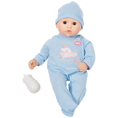 Buy Baby Annabell Sleeping Brother Doll John Lewis