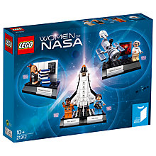 Buy LEGO Ideas 21312 Women of NASA Online at johnlewis.com