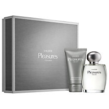 Buy Estée Lauder Pleasures For Men Fragrance Gift Set Online at johnlewis.com