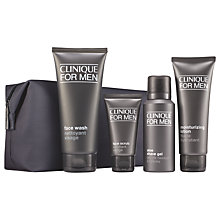 Buy Clinique Great Skin For Him Skincare Gift Set Online at johnlewis.com