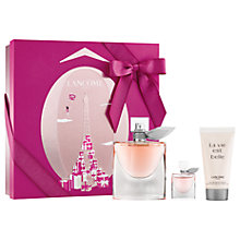 Buy Lancôme La Vie Est Belle 50ml Eau de Parfum Fragrance Gift Set Online at johnlewis.com