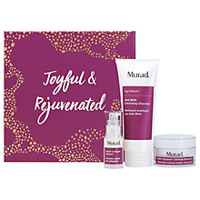Buy Murad 'Joyful & Rejuvenated' Skincare Gift Set Online at johnlewis.com