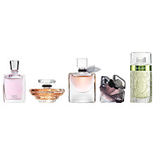 Buy Lancôme Mini Eau de Parfum Fragrance Gift Set Online at johnlewis.com
