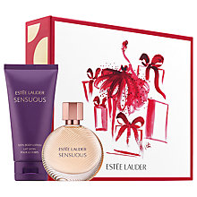 Buy Estée Lauder Sensuous Sensual Duo Fragrance Gift Set Online at johnlewis.com