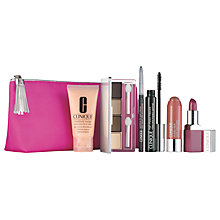 Buy Clinique Merry & Bright Makeup Gift Set Online at johnlewis.com