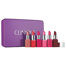 Buy Clinique Pop Party Makeup Gift Set Online at johnlewis.com