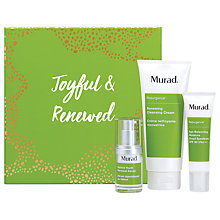 Buy Murad 'Joyful & Renewed' Skincare Gift Set Online at johnlewis.com