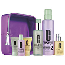 Buy Clinique Great Skin Home & Away Skincare Gift Set Online at johnlewis.com
