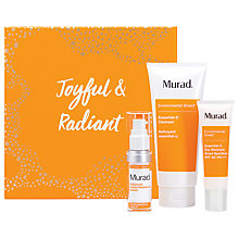 Buy Murad 'Joyful & Radiant' Skincare Gift Set Online at johnlewis.com