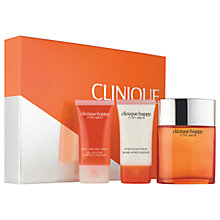 Buy Clinique Happy For Him Fragrance Gift Set Online at johnlewis.com