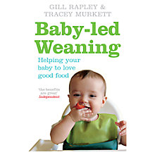 Buy Baker & Taylor Baby-led Weaning Guide Book Online at johnlewis.com