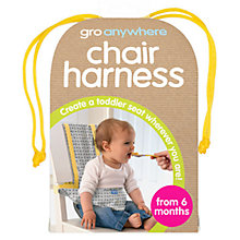 Buy Gro Afternoon Tea Chair Harness Online at johnlewis.com