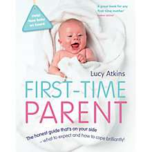 Buy Baker & Taylor First Time Parent Book Online at johnlewis.com