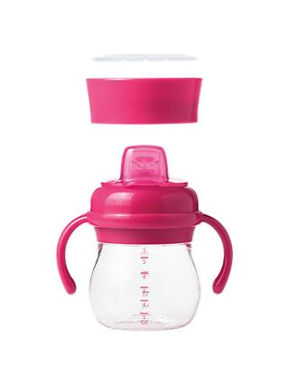 OXO Tot Transitions Soft Spout Sippy Cup