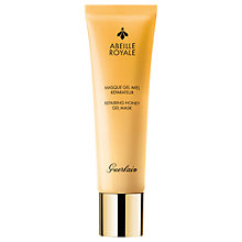 Buy Guerlain Abeille Royale Repairing Honey Gel Mask, 30ml Online at johnlewis.com