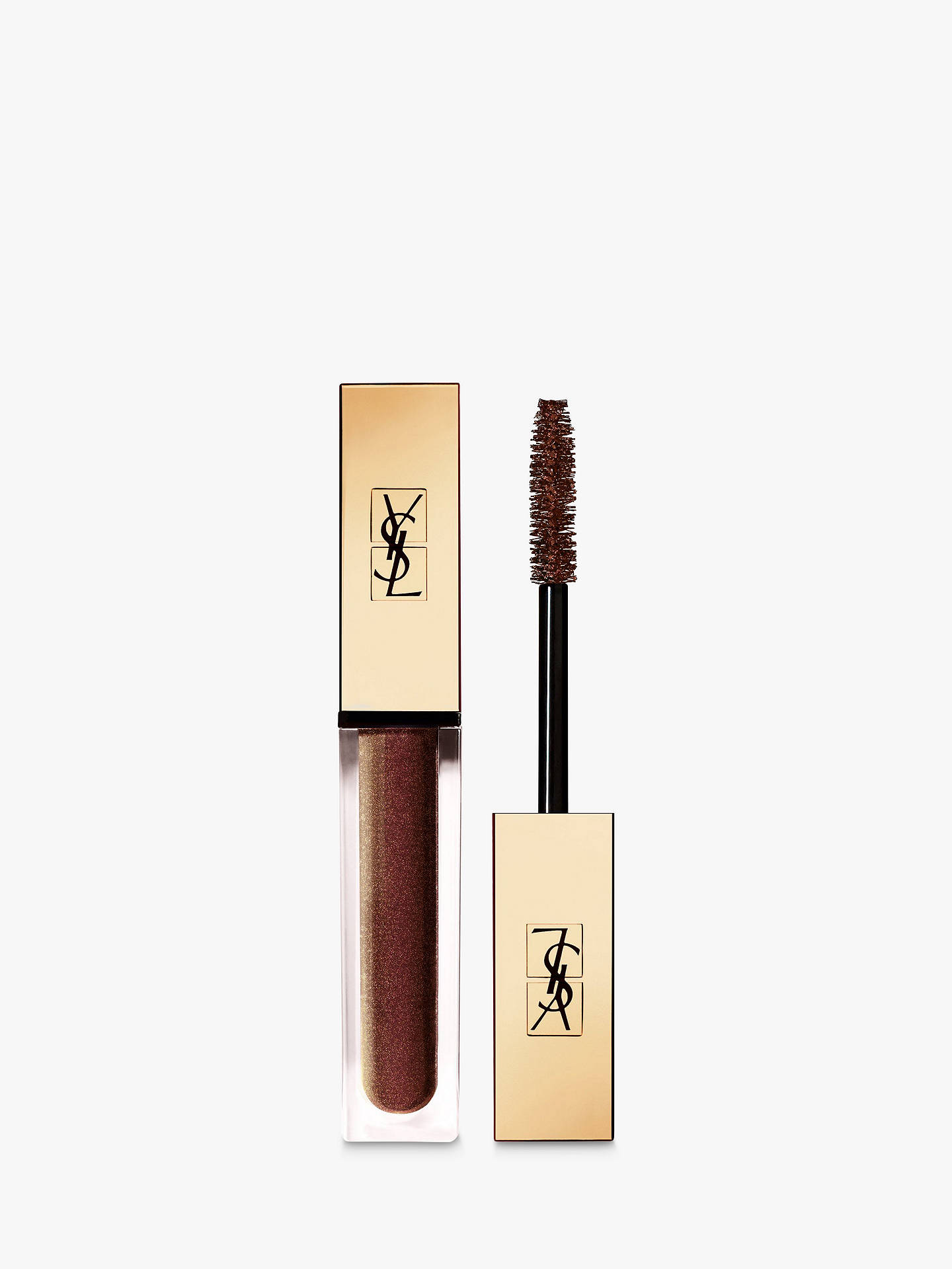 Buy Yves Saint Laurent Vinyl Couture Mascara, 4 Brown Online at johnlewis.com