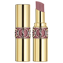 Buy Yves Saint Laurent Rouge Volupte Shine Online at johnlewis.com