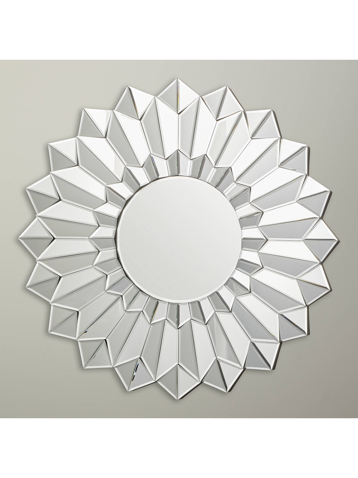 6bc3e564df919 Buy John Lewis   Partners Large Starburst Mirror