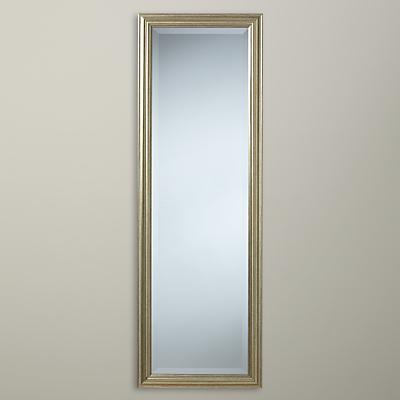 John Lewis Wilde Slim Full Length Mirror, 120 x 40cm, Gold