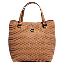 Buy Karen Millen Diamond Mini Cut Out Bag Online at johnlewis.com