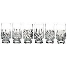 Buy Waterford Lismore Connoisseur Heritage Footed Tasting Tumblers, Clear, 170ml, Set of 6 Online at johnlewis.com