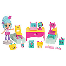 Buy Shopkins Happy Places Clever Kitty Classroom Welcome Pack Online at johnlewis.com