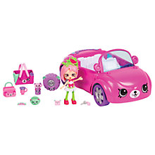 Buy Shopkins Happy Places Bearry Fun Convertible Online at johnlewis.com