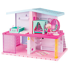 Buy Shopkins Happy Places Grand Mansion Playset Online at johnlewis.com
