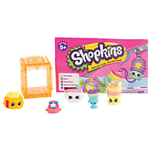Buy Shopkins Series 8 Wave 2, 5 Pack, Assorted Colours Online at johnlewis.com