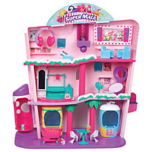 Buy Shopkins Shoppies Super Mall Playset Online at johnlewis.com