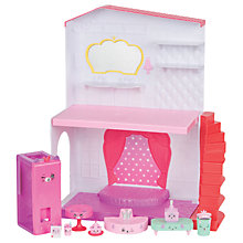 Buy Shopkins Happy Places High School Prom Playset Online at johnlewis.com