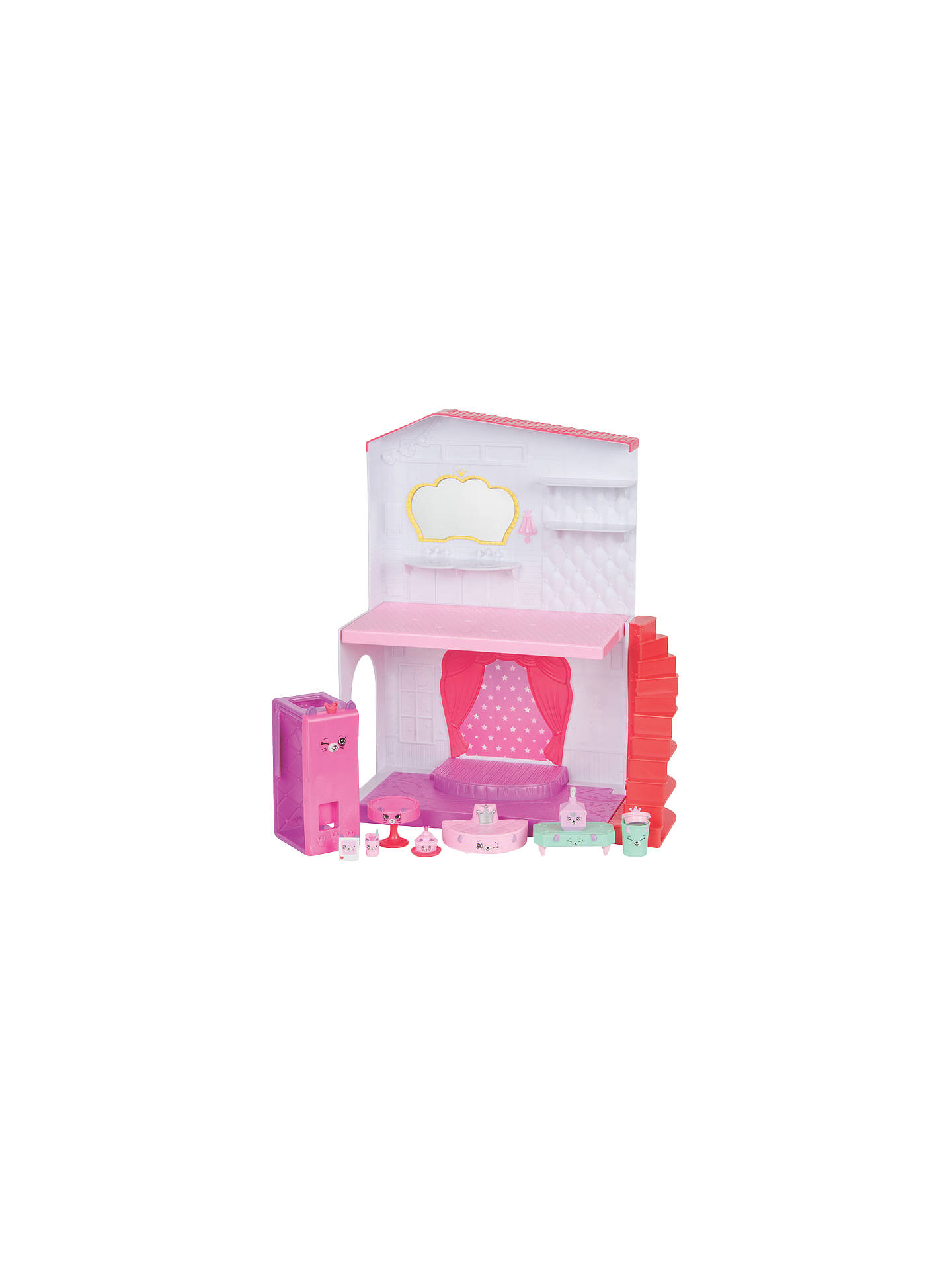 Shopkins Happy Places High School Prom Playset At John Lewis Partners