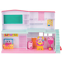 Buy Shopkins Happy Places Happyville High School Playset Online at johnlewis.com