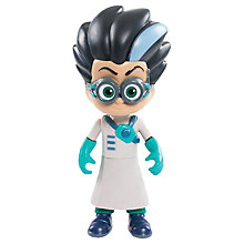Buy PJ Masks Deluxe Talking Romeo Figure Online at johnlewis.com