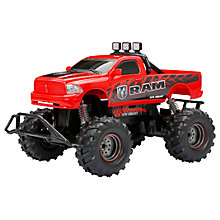 Buy New Bright Chargers 1:10 Radio Control Truck, Assorted Colours Online at johnlewis.com