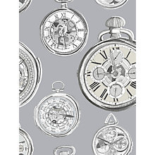 Buy Voyage Pocket Watch 3m Wallpaper Online at johnlewis.com