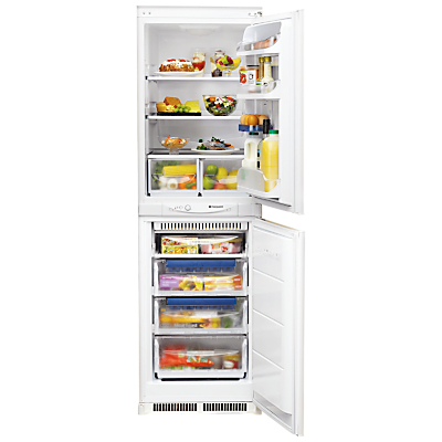 Hotpoint HM325 FF.2 Aquarius Fridge Freezer, A+ Energy Rating, 54cm, White