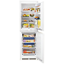 Buy Hotpoint HM325 FF.2 Aquarius Integrated Fridge Freezer, A+ Energy Rating, 54cm, White Online at johnlewis.com