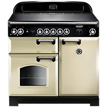 Buy Rangemaster Classic 100 Induction Hob Range Cooker Online at johnlewis.com