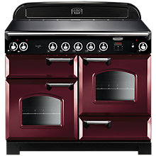 Buy Rangemaster Classic 110 Induction Hob Range Cooker Online at johnlewis.com