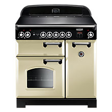 Buy Rangemaster Classic 90 Induction Hob Range Cooker Online at johnlewis.com