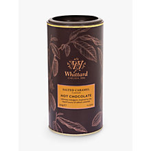 Buy Whittard Salted Caramel Hot Chocolate, 350g Online at johnlewis.com