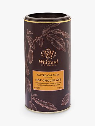 Whittard Salted Caramel Hot Chocolate, 350g