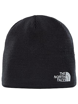 The North Face Bones Beanie, One Size, Black