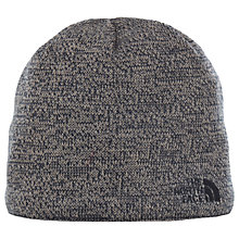 Buy The North Face Jim Beanie, One Size, Grey Online at johnlewis.com