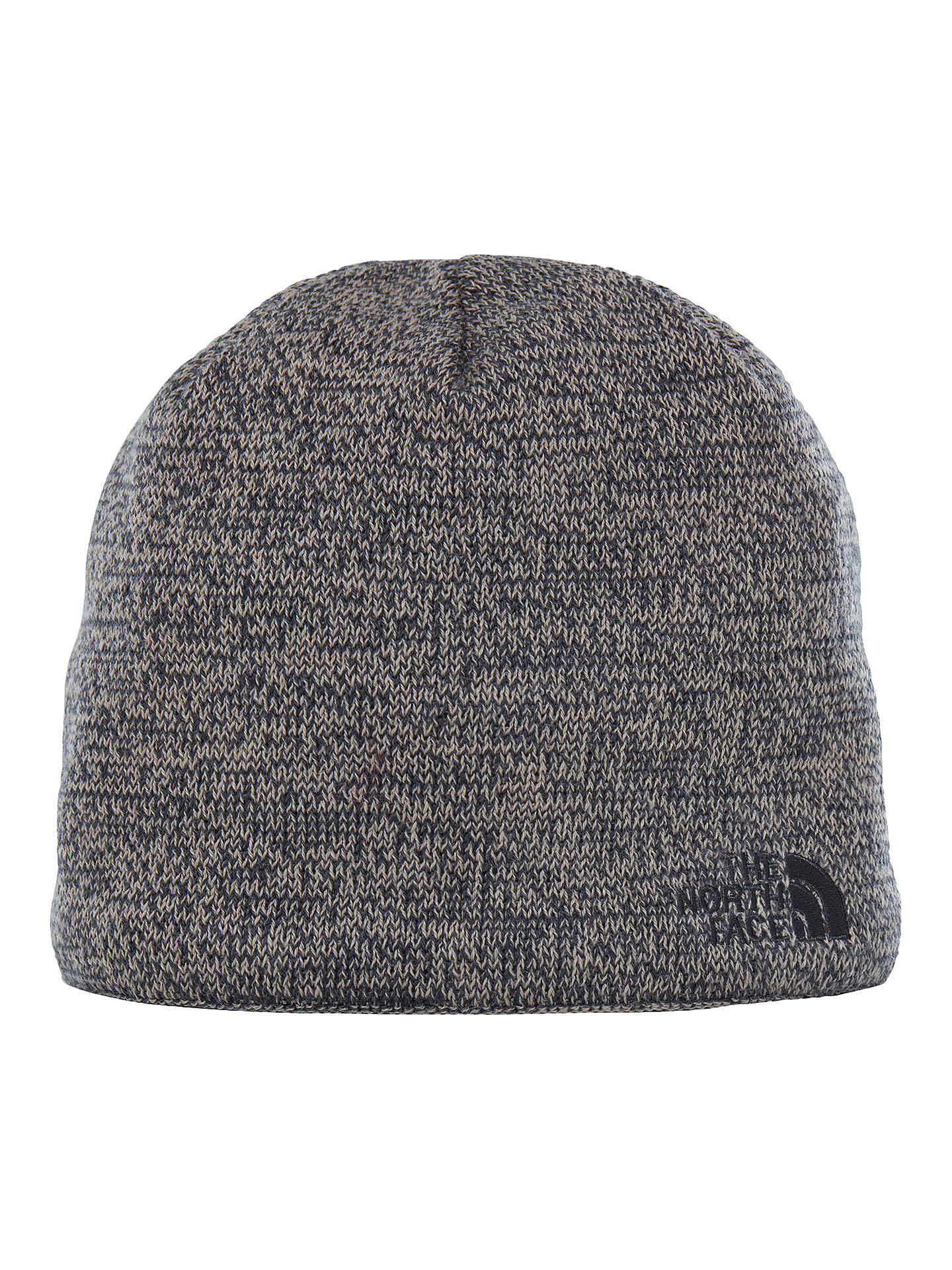BuyThe North Face Jim Beanie, One Size, Grey Online at johnlewis.com